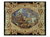 The Triumph of Louis XIII Giclee Print by Jacques Stella