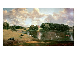 Wivenhoe Park, Essex, 1816 Giclee Print by John Constable