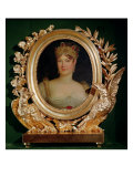 Portrait of Empress Marie-Louise Giclee Print by Francois Pascal Simon, Baron Gerard