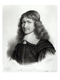 Portrait of Nicolas Fouquet Giclee Print by Robert Nanteuil