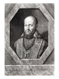 Portrait of Francois de Sales Giclee Print by Jean Morin