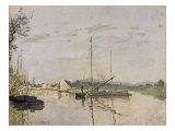 Argenteuil, 1872 Giclee Print by Claude Monet