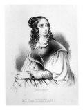 Flora Tristan, Giclee Print