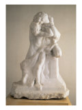 Romeo and Juliet, 1905 Giclee Print by Auguste Rodin