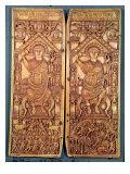 Consular Diptych of Anastasius Giclee Print