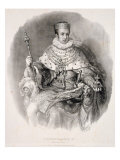 Ferdinand I Giclee Print by Alessandro Sanquirico