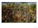 The Passion, 1470-71 Giclée-Druck von Hans Memling