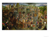 The Passion, 1470-71 Giclee Print by Hans Memling