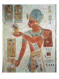 Ramesses II: Dressed For War Giclee Print by Egyptian 19th Dynasty