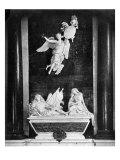 Mausoleum of Nicolas Bautru Giclee Print by Antoine Coysevox