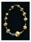 Necklace Giclee Print by  Pre-Columbian