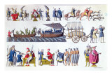 Harold II Giclee Print by Vittorio Raineri