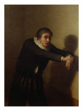 The Actor Grandmesnil Giclee Print by Jean Baptiste Francois Desoria
