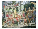Lorenzo De' Medici Giclee Print by Benozzo di Lese di Sandro Gozzoli