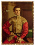 Portrait of a Young Man, 1544 Giclee Print by Georg Pencz