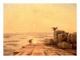 Overflow of the Nile, 1842 Giclee Print by Grigory Tchernezov