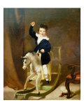 The Young Huntsman Giclee Print by George Chinnery