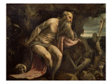 St. Jerome, Early 1560S Giclee Print by Jacopo Bassano