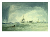 Dismasted Brig, 1808 Giclee Print by John Sell Cotman