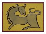 Horse Giclee Print by Henri Gaudier-brzeska