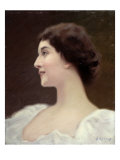 La Belle Otero Giclee Print by Jules Ernest Renoux