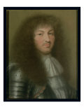 Portrait of Louis XIV Giclee Print by Robert Nanteuil