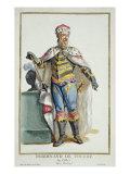 Ferdinand of Toledo Giclee Print by Pierre Duflos