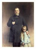 Louis Pasteur Giclee Print by Leon Joseph Florentin Bonnat