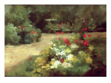 The Garden, c.1878 Giclee Print by Gustave Caillebotte