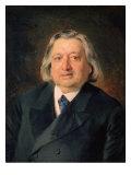 Portrait of Ossip Petrov Giclee Print by Konstantin Egorovich Makovsky