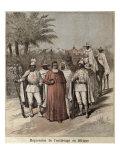 Cardinal Lavigerie Giclee Print by Henri Meyer