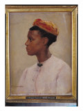 Young Negress Giclee Print by Fernand Cormon