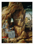 St. Jerome Giclee Print by Andrea Mantegna