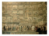 The Masked Ball, c.1767 Giclee Print by Luis Paret y Alcazar