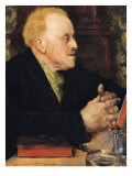 Dr. Paul Gachet Giclee Print by Norbert Goeneutte