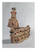 Royal Crown, Found in Ballana, Nubia, 3rd-4th Century Giclee Print by  African