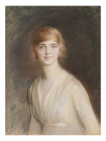 Portrait of Jacqueline Giclee Print by Paul César Helleu