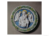 Virgin and Child Giclee Print by Luca Della Robbia