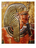 The Head of Seti I Giclee Print by Egyptian 19th Dynasty