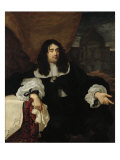 Portrait of Antoine de Ratabon, 1660 Giclee Print by Pierre Rabon
