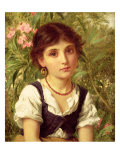Far Away Thoughts Giclee Print by Sophie Anderson