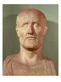Bust of Alcibiades Giclee Print