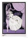 Karsavina, 1914 Giclee Print by Georges Barbier