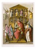 Charles II Giclee Print by D.k. Bonatti