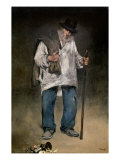 The Ragman, 1869 Giclee Print by Édouard Manet