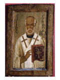 Icon of St. Gregory Giclee Print