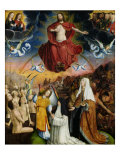 The Last Judgement Giclee Print by Jean The Elder Bellegambe
