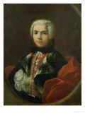 Carlo Broschi Il Farinelli Giclée-tryk af Jacopo Amigoni