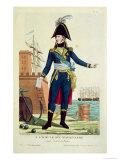 Louis-Antoine de Bourbon Giclee Print by Thomas Naudet