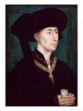 Philippe III Giclee Print by Rogier van der Weyden